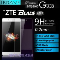 Tempered Glass for ZTE Blade A711 : iBrave PREMIUM 0.2mm 2.5D