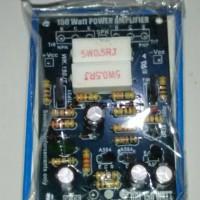 harga Kit Power Amplifier 150w Mono Tokopedia.com