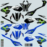 striping variasi new vixion movistar