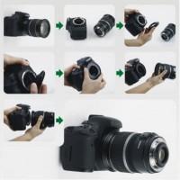 Macro Reverse lens Adapter Ring 52mm for NIKON