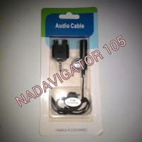 Nokia Audio kabel 7210/ N70/ N73 N Series and Kompitebel Eksclusive