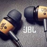 Jual Earphone JBL Wood M330 with Microphone Murah