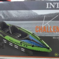 harga Perahu karet kano/kayak merk intex muat 2 orang Tokopedia.com