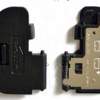 Battery Door Cover For Canon EOS 7D Camera