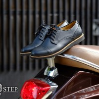 SEPATU FOOTSTEP PEDRO BLACK | 100% ORIGINAL | SEPATU BOOT
