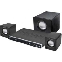 Polytron DTIB 2667 Mini Home Theater with FM Radio