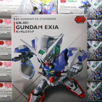 SD Ex- Standard Gundam Exia