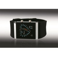 SKMEI Silicon Wristband LED Watch Water Resistant 30m / Jam LED Gelang