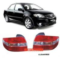 Lampu Belakang LED Toyota Vios 2003-2006 (Set)