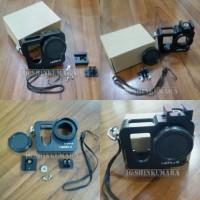 GoPro Black Aluminium Protective Case / Frame / Housing