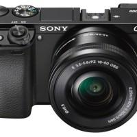 Sony Alpha 6000L / A6000L / ILCE 6000L Lens SELP16-50mm