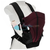 Luvable Friends 3 In 1 Baby Carrier Color Maroon