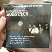 CD EKONOMIS KOES PLUS - LAGU TERBAIK