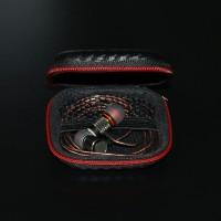 harga Casing earphone knowledge Zenith leather case bag Tokopedia.com