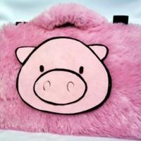 Tas Laptop Pig Pink 11