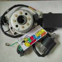 harga Pengapian Magnet Racing YZ125 Fullset Tokopedia.com