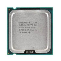 Processor Intel Core 2 Duo E7500 ( 2.93 ) Tray + Fan - Socket 775