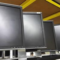 LCD 17INCH KOTAK MEREK DELL