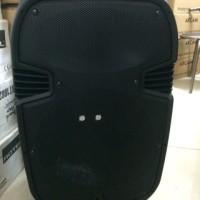 "box speaker fibre 12"" inch kualitas bagus plastik"