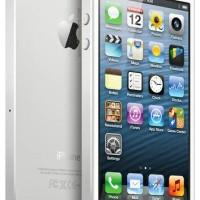 Iphone 5 64gb Black n White Garansi Distributor 1 Tahun