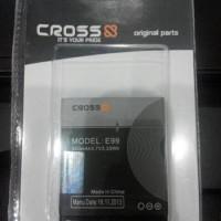 BATERAI CROSS ORIGINAL E99 900MAH