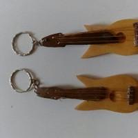 harga Gantungan kunci gitar kayu Tokopedia.com