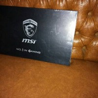 msi gaming GS60 2QE gtx970m 3gb 4k uhd bnib murah