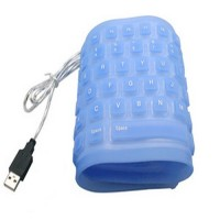 KEYBOARD MINI FLEXIBLE USB