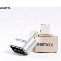 REMAX Micro USB To USB OTG Plug For Smartphone - ORIGINAL