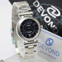 Jam tangan Devond D3050