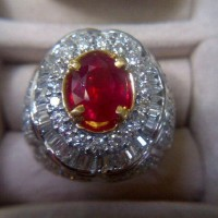 harga Burma Ruby 3ct Tokopedia.com