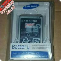 Baterai Hp Samsung Galaxy Note 3 Original Batre Baterei