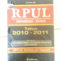 RPUL Rangkuman Pengetahuan Umum Lengkap Indonedia Dunia