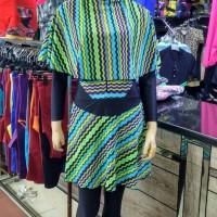 Baju Renang Muslim Syar'i (Kerudung Panjang)