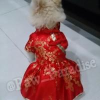 harga Baju Anjing Cny Imlek Betina Kostum Chinese New Year Dog Cat Kucing Tokopedia.com