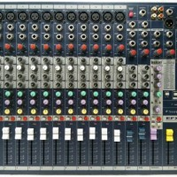 harga Mixer Soundcraft Efx-12 Lexicon Effects Tokopedia.com