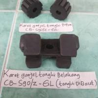 harga Karet Ganjal Tangki Depan Belakang Honda Cb-s90z-gl100 Tokopedia.com