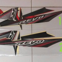 harga striping motor revo cw 2008 Tokopedia.com