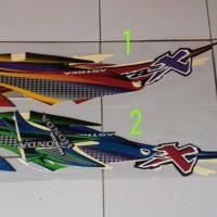 striping motor supra x 2003