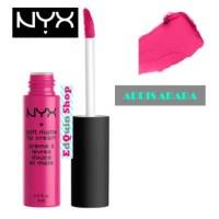 NYX Soft Matte Lip Cream SMLC07 ADDIS ABABA
