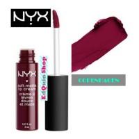 NYX Soft Matte Lip Cream SMLC20 COPENHAGEN