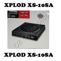 harga Subwoofer Kolong Aktif Xplod Xs-10sa Bawah Jok Xplod Xs 10 Sa Sub Slim Tokopedia.com