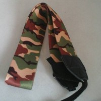 Third Party Vintage Kamera Strap Etnik Army