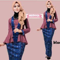 Raisa Set Blue