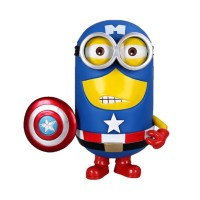 Despicable Me 2 Captain America Minion Bootleg