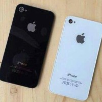 casing iphone 4s / 4g tutup belakang / back casing / casing belakang
