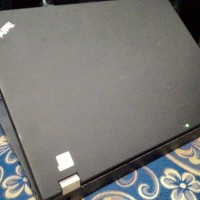 Laptop Core I5 Lenovo Thinkpad T410 Anti Air Seperti Baru