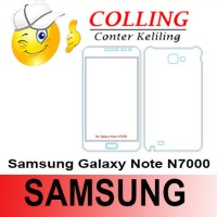 harga Stiker / Garskin Handphone / All Type / Samsung / Galaxy Note N7000 Tokopedia.com