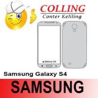 harga Stiker / Garskin Handphone / all type / Samsung / Samsung Galaxy S4 Tokopedia.com