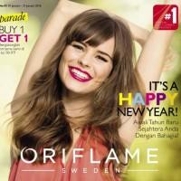 Katalog Oriflame Januari 2016